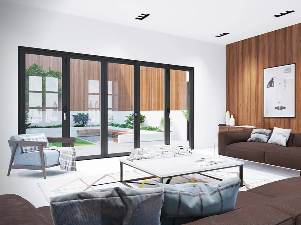 6 reasons to upgrade your patio doors to eye-catching bifolds