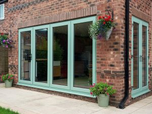 Chartwell Green Bifold Door