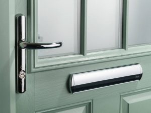 Composite Door Hardware