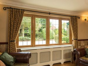 Flush Sash Casement Windows