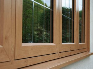Leaded Flush Sash Windows
