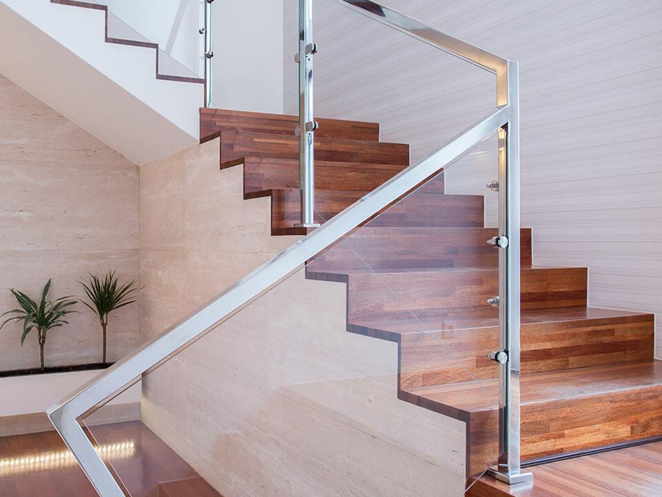 Stairway Balustrade