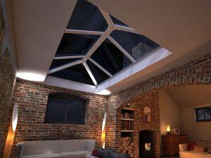 uPVC Skypod Roof Lantern